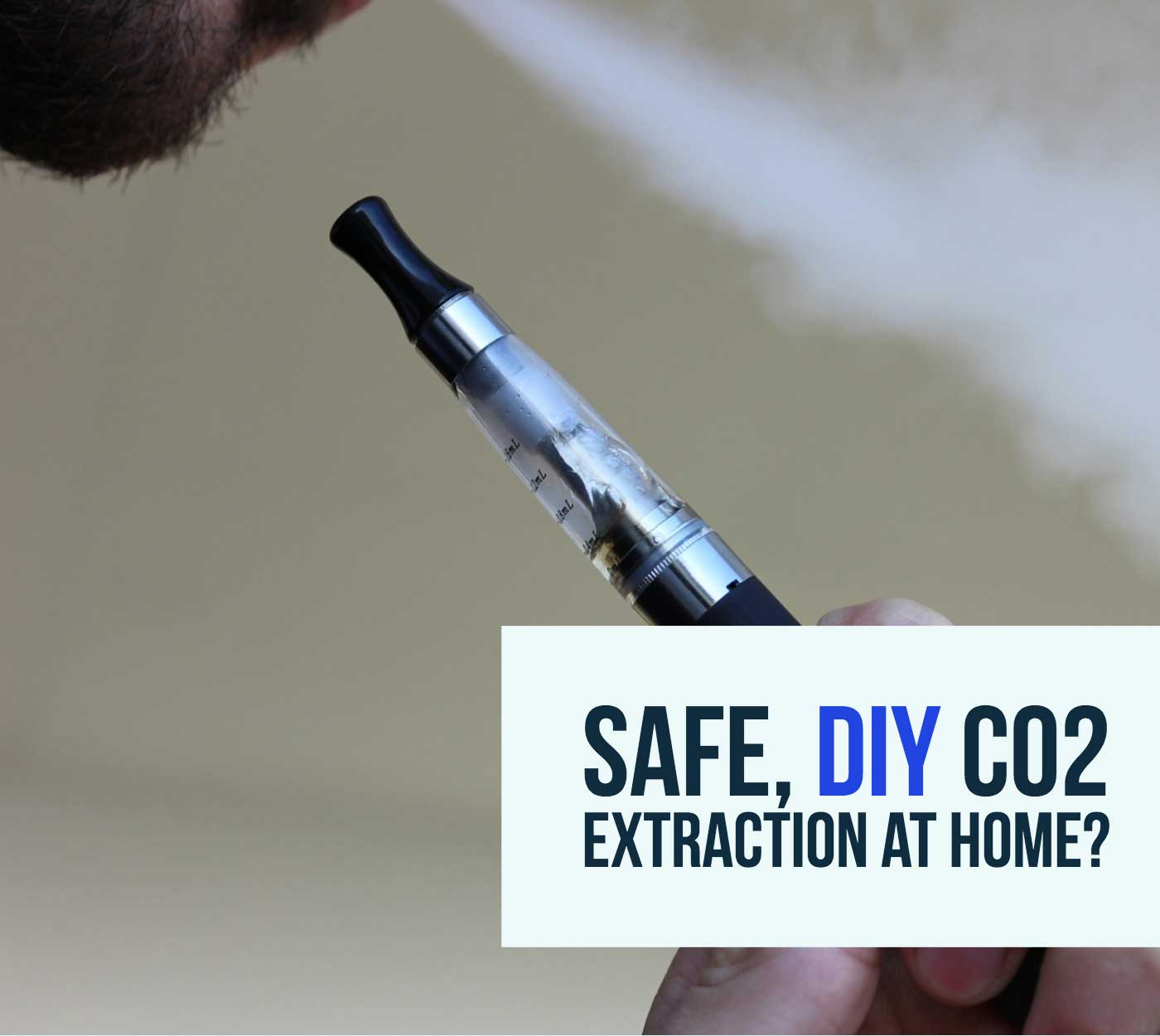 how to make co2 oil