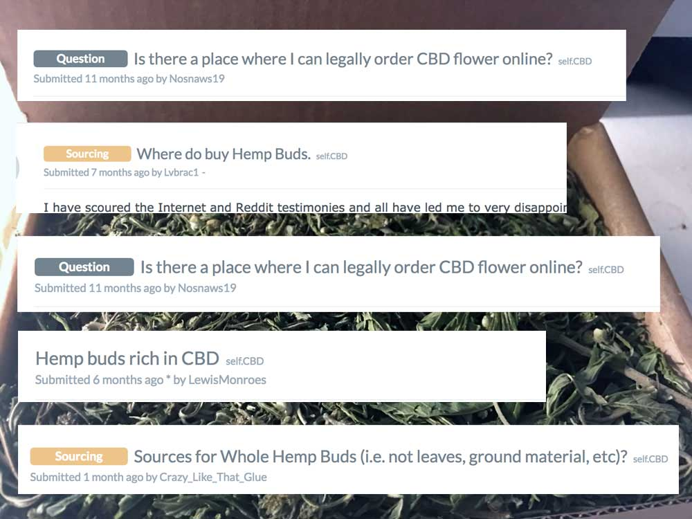 Is cbd legit reddit