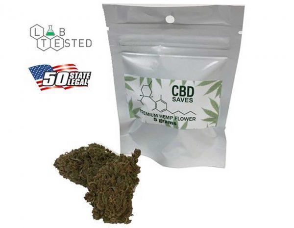 CBD Hemp Direct 5 gram package