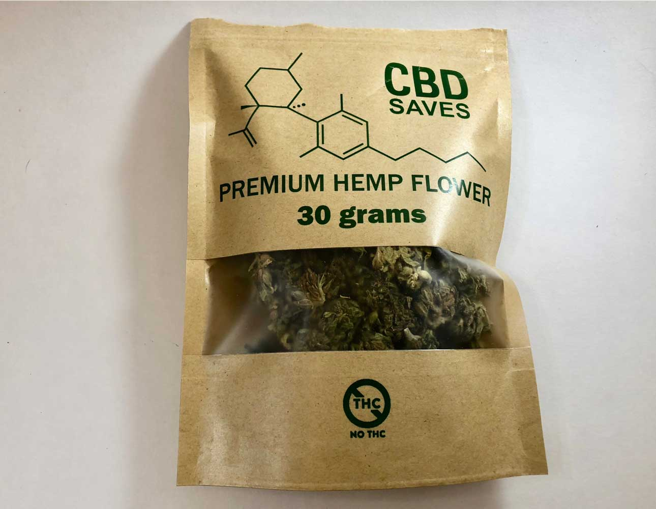 CBD Hemp Direct package