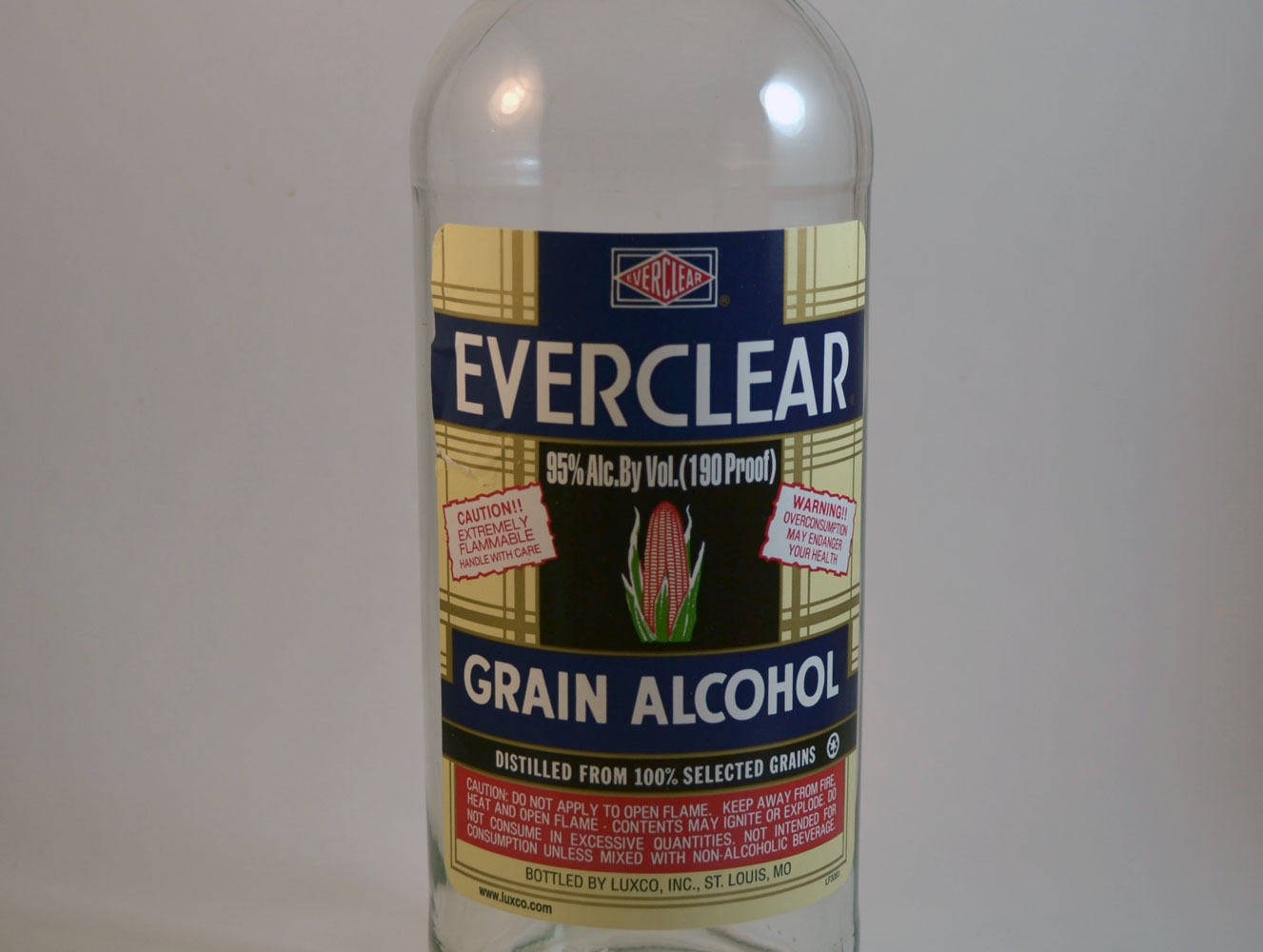 QWET Everclear