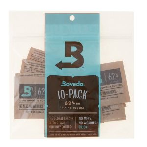Boveda 10 pack