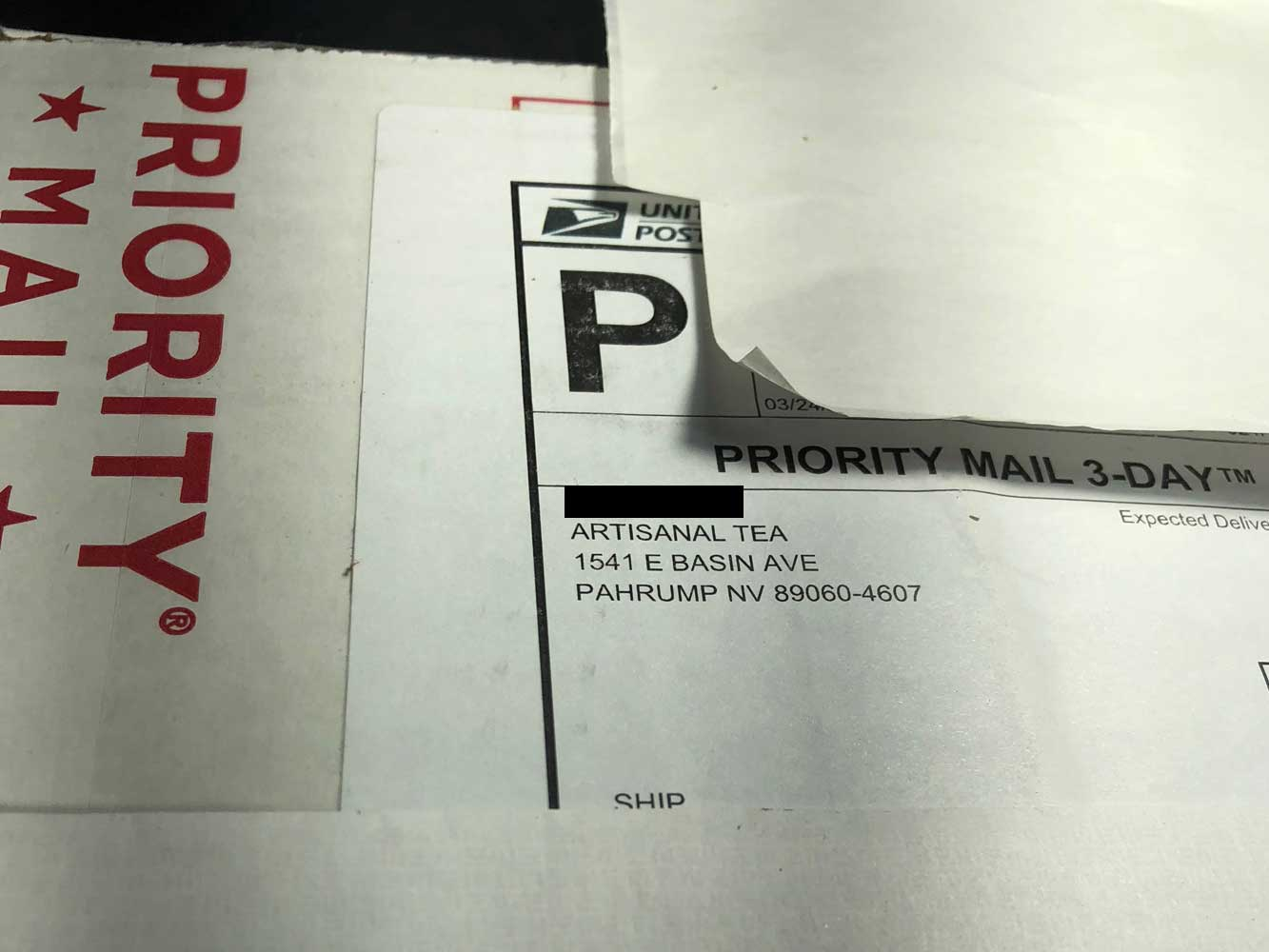 Shipping from CBD Hemp Direct