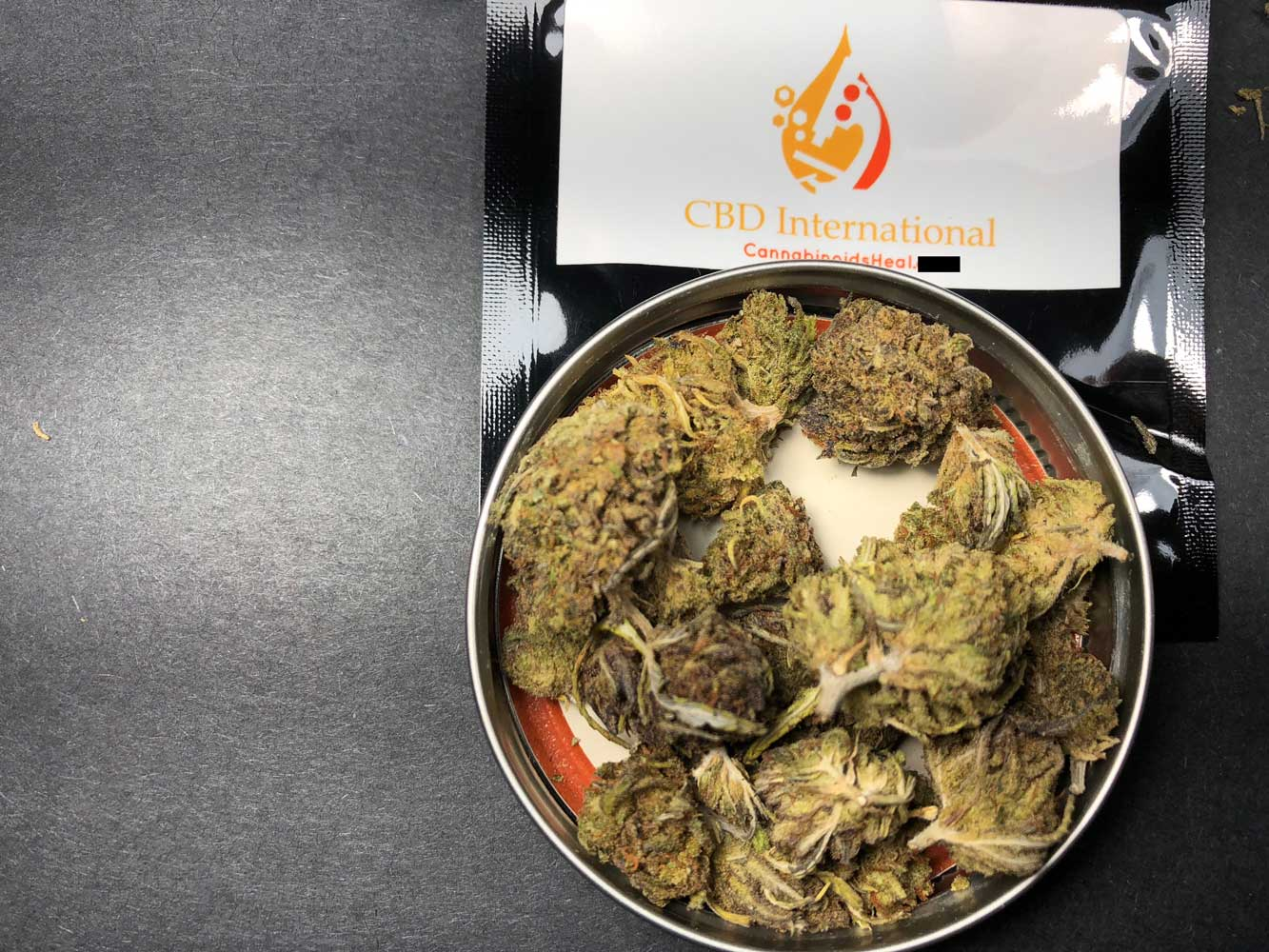 CBD Flower from CBD International