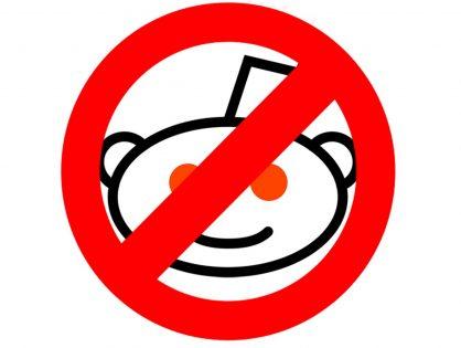 Reddit ban