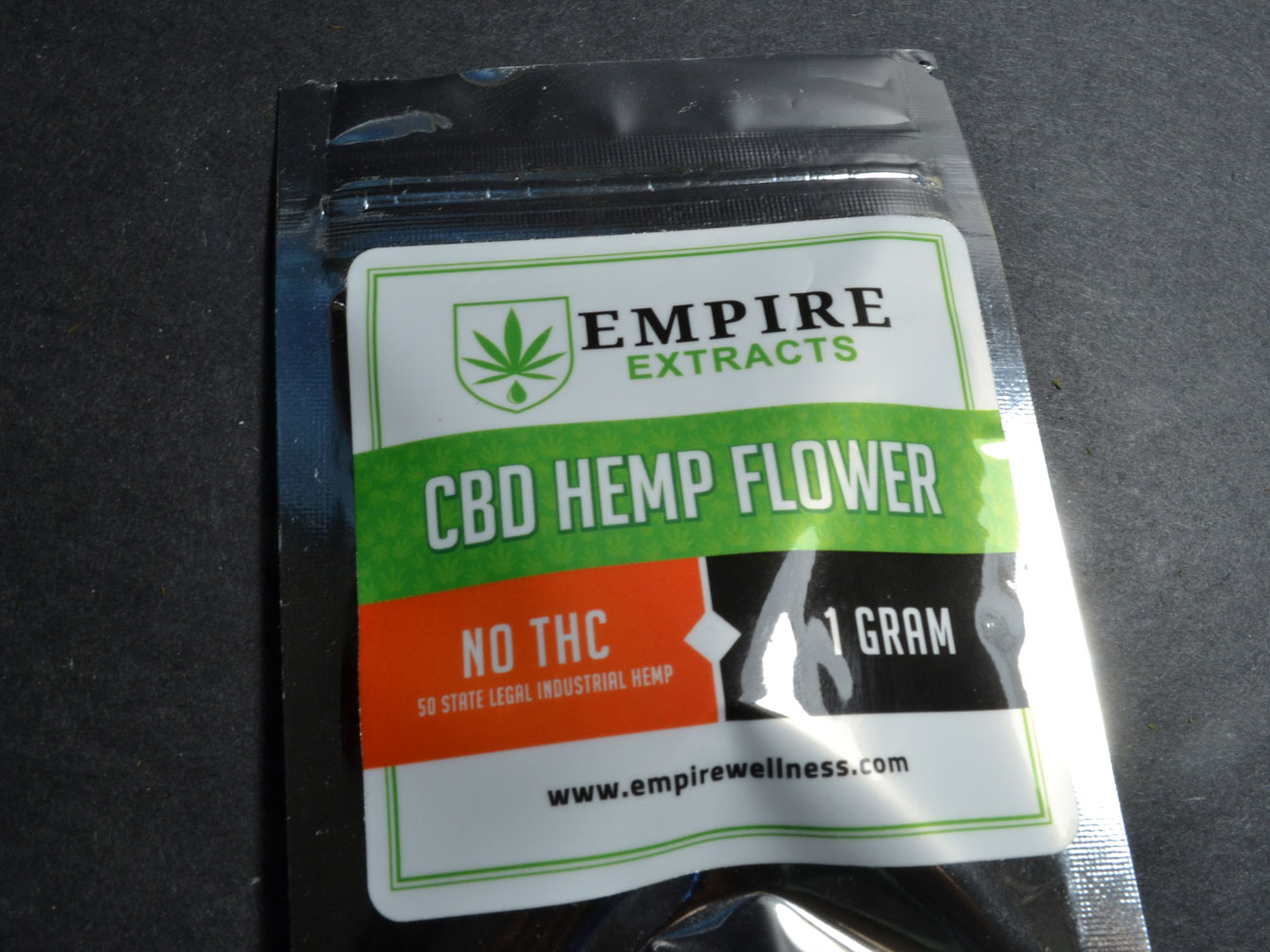Strain Review: Frostbite CBD Flower from Empire Wellness - mjgeeks