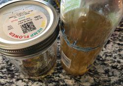 Hemp hash oil 14
