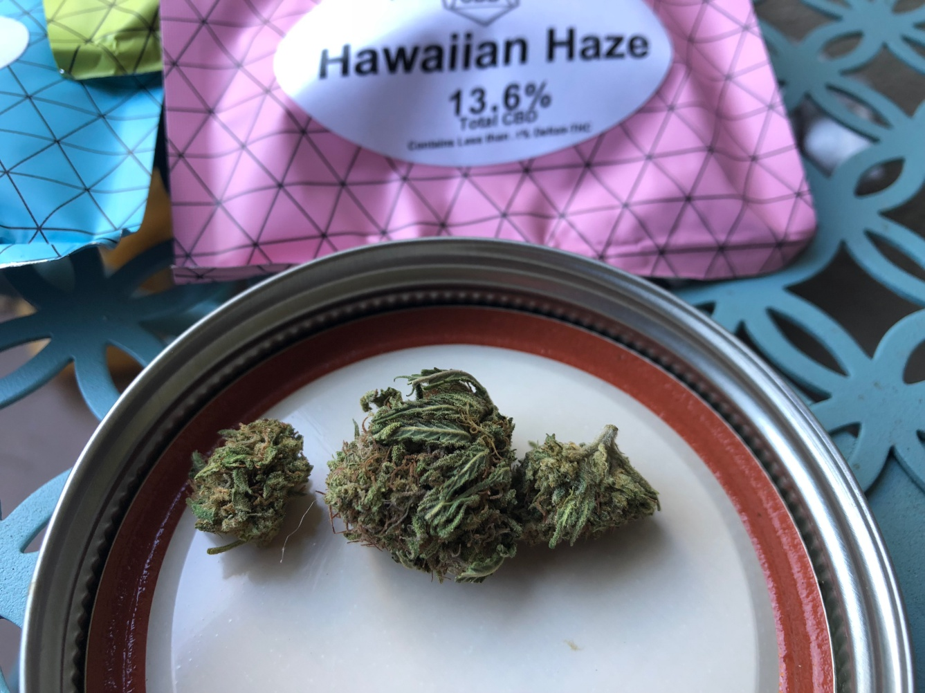 Treasure Valley CBD - Hawaiian Haze