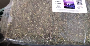 Review: 3 LBS of CBD Trim from CBDHemp.direct