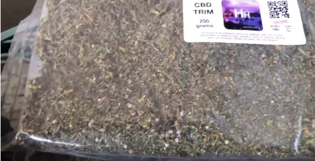 Review: 3 LBS of CBD Trim from CBDHemp direct - mjgeeks
