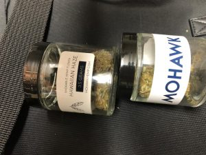 Mohawk Hemp in Glass Jars